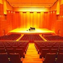 '音楽ホール