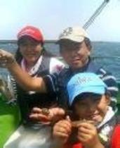 思い出に残る船釣り体験をぜひ!