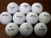 ゴルフ好きのお客様には高級ロストボールプレゼント!