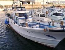 当館保有の漁船(五島丸)