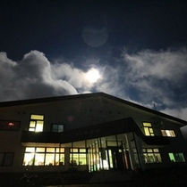 夜の凌雲閣