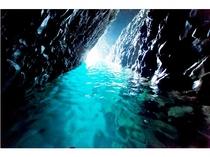 青の洞窟&愛の洞窟
