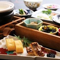 <和朝食(一例)>
