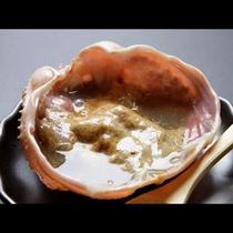 トロトロの蟹味噌