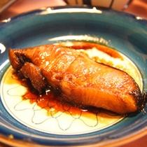 *【夕食一例】海の幸/照り焼き