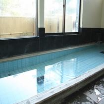 *【風呂/男湯】男湯はとっても広々、足を伸ばしてゆったり浸かれます。