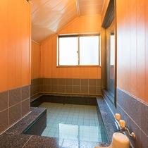 *【風呂/女湯】1~2名様が足を伸ばして入れる浴槽。ジェットバスに癒されてください。