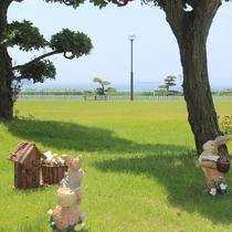 ガーデン(うさぎ)(◆)