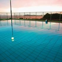 ◆プールから