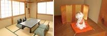 客室(西山)