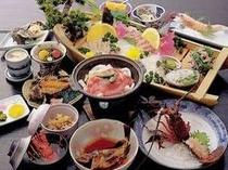 10000円ポッキリ料金でこの料理!