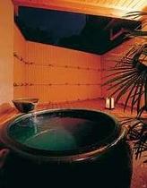 貸切露天風呂    満天の湯
