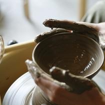 陶芸体験イメージ画