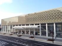 大分県立美術館(2015.4.24 OPEN)