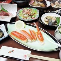 *夕食一例/寿荘名物『鯛のカブト煮』や自家製珍味など小さな温泉宿ならではの、新潟の味をご賞味ください