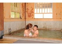 【内湯ゾーン】親子風呂