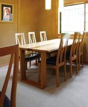食事処・椅子席