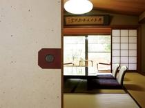 粟井温泉・部屋