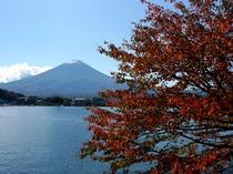 日本の旬 秋の富士山