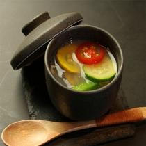 夕食の一例(G_スープ)