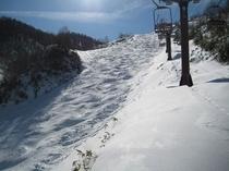 やぶはら高原スキー場①