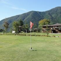 施設一例:グラウンドゴルフ
