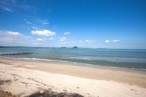 浜崎海岸眺望