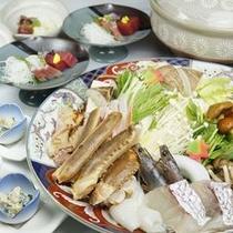 里山鍋(イメージ写真)