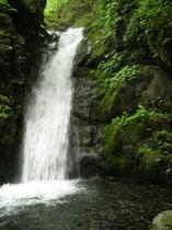 三河沢の滝