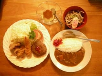 子供の夕食