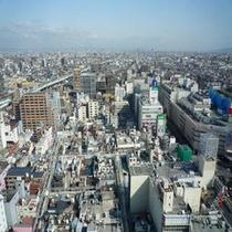 堺市市役所 展望台