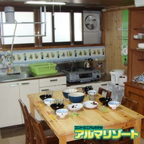 ガーデンハウスキッチン食器