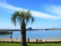 キャランコビーチ