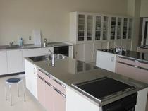 台場の湯調理場