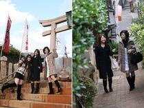天神泉源と街歩き