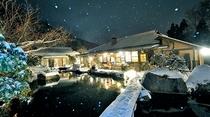 星降る夜(雪)