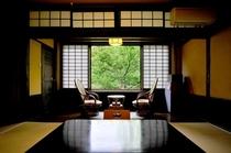 8畳タイプ客室(竹の間)