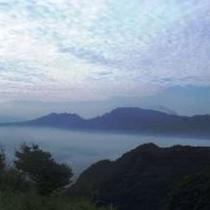 阿蘇の底霧