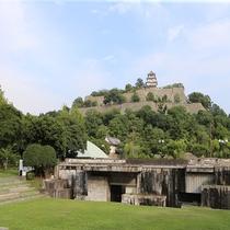 丸亀城写真①