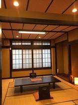 8畳和室(トイレ付)(禁煙)