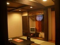 アジアン風和室