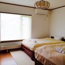 ・・・2F寝室【別館】・・・