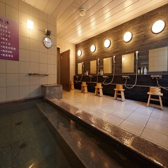 スーパーホテル水戸の温泉
