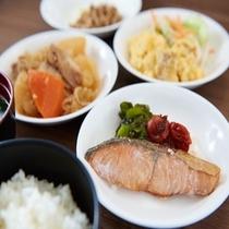 健康無料朝食【和食イメージ】
