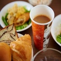 無料健康朝食【洋食イメージ】
