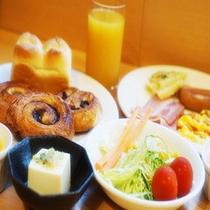 和洋バイキング朝食イメージ