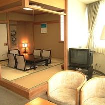 ■和洋室客室一例②