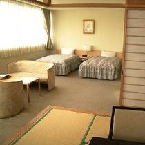 ■和洋室客室一例①