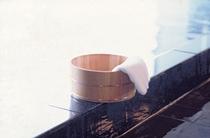 大浴場 風呂桶 イメージ