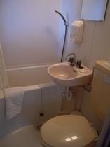 全客室 バス トイレ 洗面付